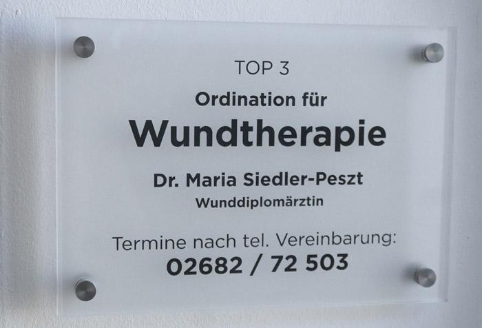 Wundtherapie